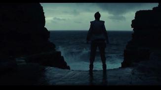 """Vorgeschmack auf """"Die letzten Jedi"""": """"Star Wars""""-Macher veröffentlichen ersten Trailer"""