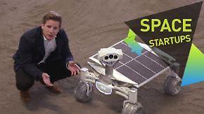 Startup News, die komplette 49. Folge: Startups erobern den Weltraum