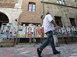 Wer wird Frankreichs Präsident?: Le Pen muss um Einzug in Stichwahl bangen