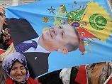 """Wie bindet Erdogan seine Wähler?: """"Der Lieblingsfeind ist Deutschland"""""""