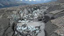 """""""Wasserpiraterie"""" in Kanada: Fluss verschwand in vier Tagen"""