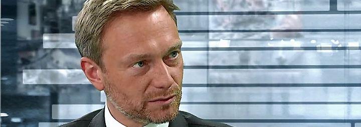 """Christian Lindner im n-tv Interview: """"Es darf keine falsche Toleranz geben"""""""