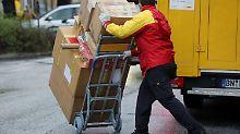 Der Börsen-Tag: Post fordert Monopole für Paketzustellung