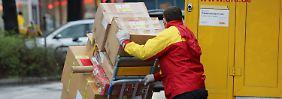 Städte sind gefragt: Ein Drittel unzufrieden mit Paketzustellung