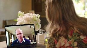 FaceTime-Talk über Tabu-Thema: Prinz William und Lady Gaga tun sich für guten Zweck zusammen