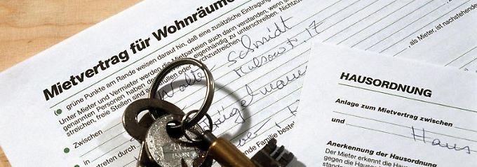 Die Mindestmietdauer ist eine Sonderregelung in einem Mietvertrag.