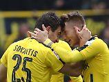 Schwere CL-Mission in Monaco: BVB setzt auf Teamgeist - und Reus