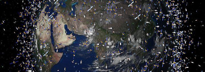 Lösungssuche auf ESA-Konferenz: Verschmutzung im All gefährdet die Raumfahrt