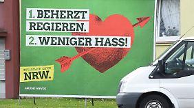 Die nächste Zitterpartie für die Grünen wird die Landtagswahl in Nordrhein-Westfalen sein.