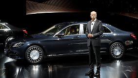 China im Fokus: Hersteller buhlen auf Shanghai Auto Show um Kunden