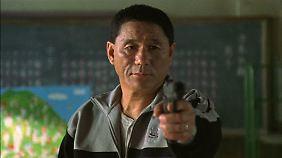 Takeshi Kitano: Epochal wie seine Filme.