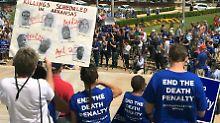 Todesstrafen in Arkansas: US-Gericht stoppt weitere Hinrichtung