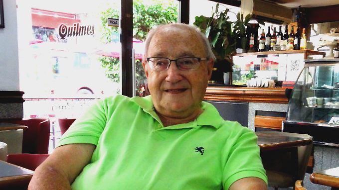 Der Ex-Funktionär Mario Goijman kämpft seit 2002 vor und abseits von Gerichten für sein Recht.