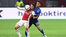 So läuft die Revanche gegen Ajax: Ein junger Deutscher steht Schalke im Weg