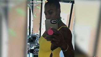Promi-News des Tages: Serena Williams verkündet überraschende Neuigkeiten