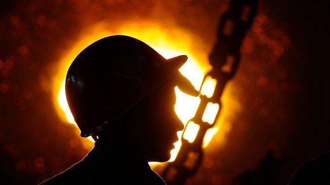Angriff auf die Stahlbranche: Außen- und Wirtschaftsministerium in Berlin werfen den USA vor, falsch gerechnet zu haben.