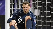 """""""Jetzt konzentriere ich mich voll darauf, so schnell wie möglich wieder ganz gesund zu werden"""": Manuel Neuer."""