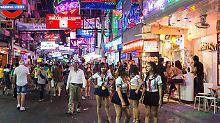 Golfspieler oder Sex-Touristen?: Behörden kämpfen gegen sündiges Pattaya