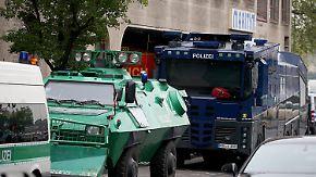 50.000 Demonstranten erwartet: Kölner Polizei bereitet sich auf AfD-Parteitag vor