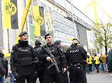 Frühere GSG9-Polizisten gesucht: BVB rüstet bei Sicherheit massiv auf