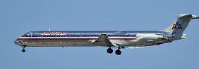 Zeuge: Beinahe Baby verletzt: Streit um Kinderwagen eskaliert bei US-Flug