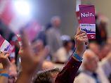 Das AfD-Wahlprogramm: Weniger Flüchtlinge - mehr deutsche Familien