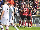 Verkehrte Bundesliga-Welt: Freiburg greift Europa an, Leverkusen kriselt