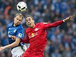 Remis mit einem Sieger: Leipzig besteht Härtetest auf Schalke