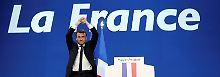 """""""Alles Gute für die Stichwahl"""": Macrons Erfolg verzückt Deutschland"""
