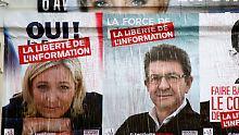 Erleichterung an Finanzmärkten: Euro steigt nach Frankreichwahl