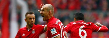 6 Dinge, gelernt an Spieltag 30: Tuchel gluckst, Robben macht den Motzki