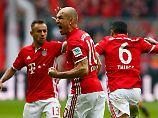 6 Dinge, gelernt am 30. Spieltag: Tuchel gluckst, Robben macht den Motzki
