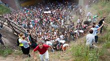 Was bei der Loveparade passierte: Zeugin beschreibt tödliches Gedränge