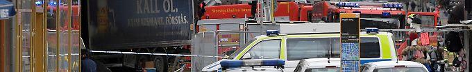 Der Tag: 11:05 Weitere Festnahme nach Terroranschlag in Stockholm