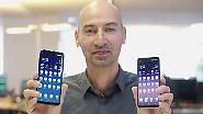 n-tv Ratgeber: Der erste Blick: Samsung Galaxy S8 und S8 Plus
