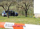 Schwerstverletzter bei Explosion: Polizei findet verstecktes Sprengstofflabor