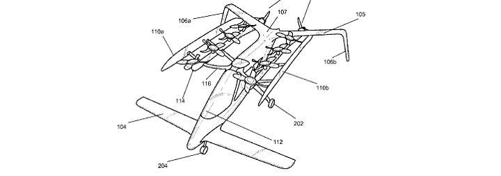 Start-up präsentiert Fluggerät: Google-Gründer verhilft Auto zum Fliegen