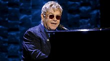"""Potenziell tödliche Infektion"": Elton John sagt US-Konzerte ab"