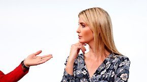 Tochter, Geschäftsfrau, Beraterin: Ivanka Trump im Porträt