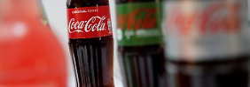 Nachfrage nach Limo schwindet: Coca-Cola bricht der Gewinn weg