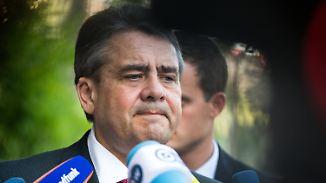 Eklat bei Antrittsbesuch: Netanjahu sagt Treffen mit Gabriel ab