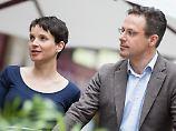 AfD-Paar isoliert: Was wird aus Marcus und Frauke?
