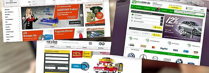 n-tv Ratgeber: Onlineshops für Autoteile im Test