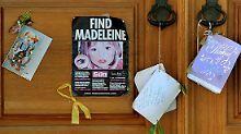 """""""Bedeutende Ermittlungsansätze"""": Maddie-Ermittler gibt Hoffnung nicht auf"""