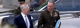 Nordkorea-Strategie vorgestellt: USA verzichten vorerst aus Eskalation
