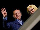 """""""Abnormalitäten"""" beim Referendum: In der Türkei haben auch Tote gewählt"""