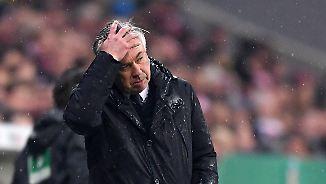 """Kyrill Ring zur Pokal-Pleite der Bayern: """"Und das im 'Ancelotti-Monat' April ..."""""""