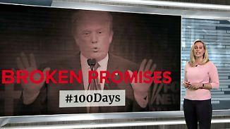 n-tv Netzreporterin: User fällen vernichtendes Urteil über Trumps bisherige Amtszeit