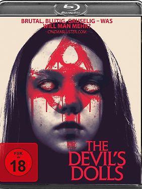 """""""The Devil's Dolls"""" ist bei WVG erschienen."""