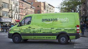 All als nächstes Ziel: Amazon scheinen keine Grenzen gesetzt